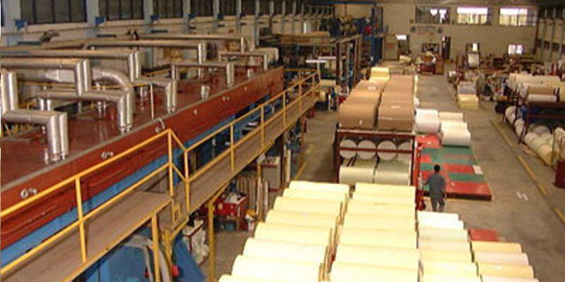 โรงงานผลิตสติ๊กเกอร์
