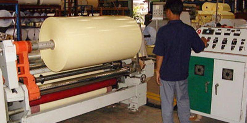 โรงงานผลิตเทปกาวมาตรฐาน